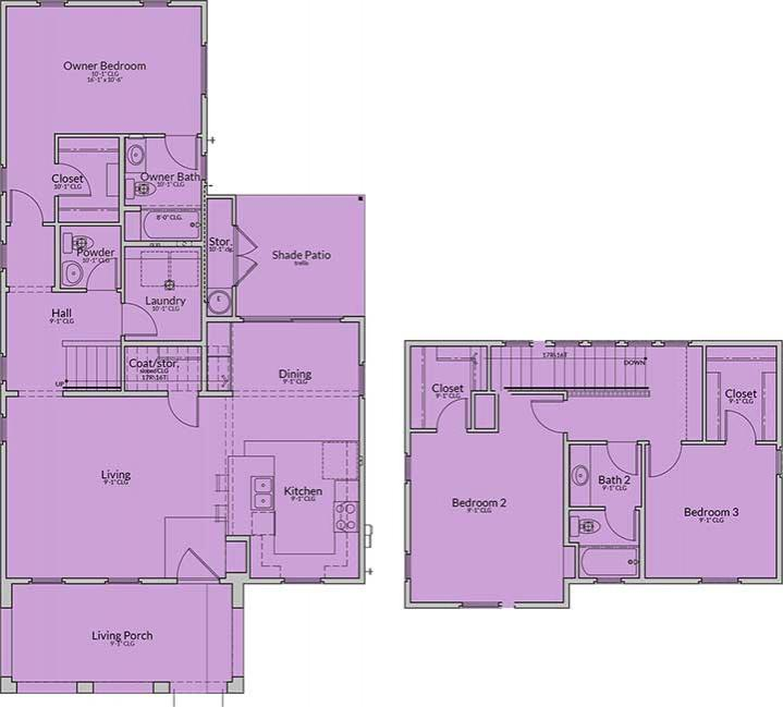 Alma Floor Plan